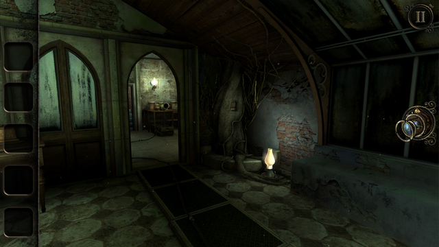 локации в игре the room three для ios