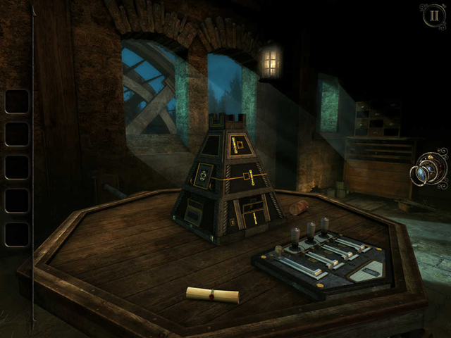 квест the room three для iphone и ipad